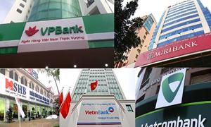 Cuộc rượt đuổi lợi nhuận các ngân hàng