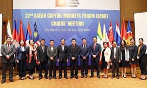 ACMF tiếp tục khẳng định cam kết phát triển bền vững thị trường vốn ASEAN