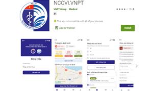 Hướng dẫn thực hiện ứng dụng khai báo sức khoẻ toàn dân NCOVI