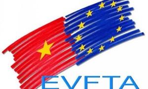 EVFTA dự kiến được phê chuẩn vào tháng 5/2019