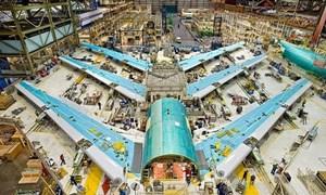 Boeing tạm ngừng sản xuất một nhà máy lớn ở Washington do dịch COVID-19