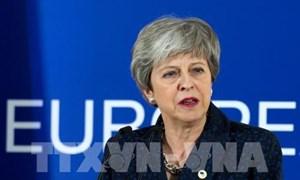 Thủ tướng Anh chủ trì cuộc họp bí mật về Brexit
