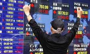 Chứng khoán châu Á tăng điểm do Trung Quốc phục hồi kinh tế