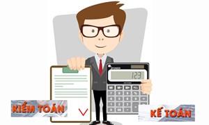 Kế toán và kiểm toán có gì khác nhau?