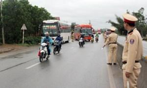 Vi phạm giao thông sẽ bị xử phạt lên đến 80 triệu đồng
