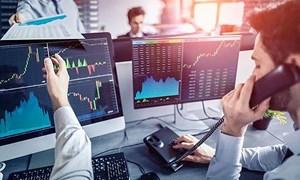 Phiên sáng 11/4: Nhà đầu tư ôm tiền đứng nhìn