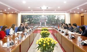 Việt Nam - Hà Lan: Hợp tác rà soát Hiệp định tránh đánh thuế hai lần