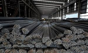 Hơn 40% lượng sắt thép vào Việt Nam được nhập từ Trung Quốc