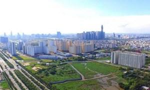 Đất hỗn hợp, đất dân cư xây dựng mới sẽ được tách thửa