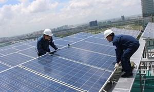 Đầu tư điện mặt trời áp mái đang sôi động trở lại