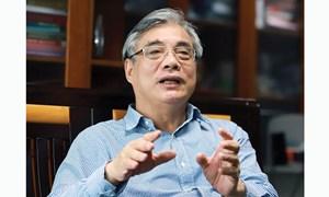 PGS., TS. Trần Đình Thiên