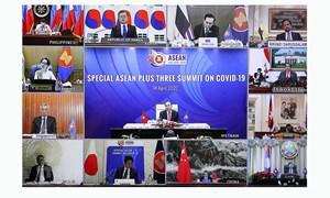 Tuyên bố của Hội nghị Cấp cao đặc biệt ASEAN+3 về ứng phó COVID-19