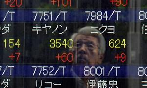 Nhiều thị trường chứng khoán châu Á giảm do số liệu tiêu cực từ Mỹ