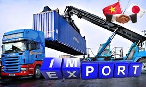 Nhật Bản đứng thứ 3 trong danh sách thị trường xuất khẩu hàng hóa tỷ USD của Việt Nam