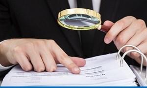 Đánh giá các sai sót phát hiện trong quá trình kiểm toán