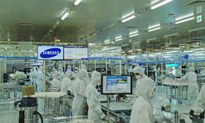 Doanh nghiệp FDI duy trì sản xuất trong mùa dịch