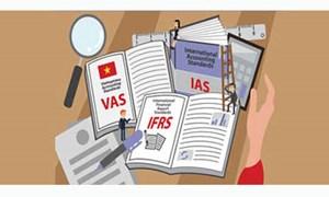 Khác biệt cơ bản của chuẩn mực kế toán Việt Nam và chuẩn mực kế toán quốc tế về tài sản cố định