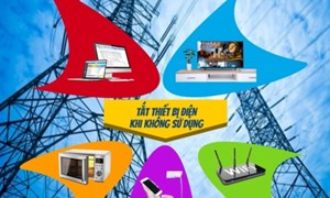 Hóa đơn tiền điện đầu hè khiến nhiều khách hàng