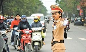 Xử lý nghiêm các hành vi vi phạm giao thông dịp nghỉ Lễ 30/4 và 1/5