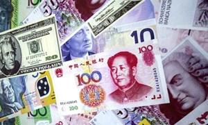 Dự trữ ngoại tệ Trung Quốc đạt gần 3.100 tỷ USD