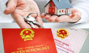 Hà Nội cấp giấy chứng nhận QSDĐ lần đầu cho các hộ đạt 99,68%