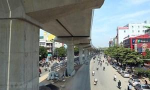 Đường sắt Nhổn-ga Hà Nội ''chôn chân'' vì chậm bàn giao mặt bằng