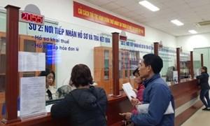 Tổng cục Thuế đã tiếp nhận hơn 14.500 hồ sơ đề nghị gia hạn nộp thuế và tiền thuê đất