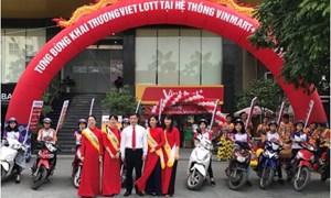 Vietlott bán thêm tại gần 110 cửa hàng Vinmart+ Hải Phòng, Đà Nẵng và Khánh Hòa