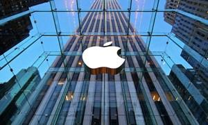 """""""Cuộc chạy trốn"""" của Apple"""