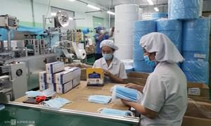 Tổng cục Hải quan chỉ đạo tạo mọi thuận lợi cho xuất khẩu khẩu trang y tế