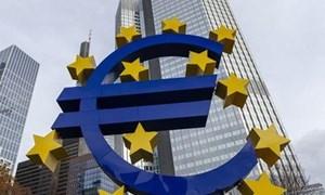 Kinh tế khu vực Eurozone có dấu hiệu ngừng giảm tốc trong quý I