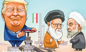 Giếng dầu ngăn cách Mỹ - Trung