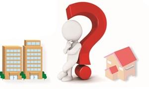 Tiền ít, nên mua căn hộ hay nhà đất giấy tờ tay tại TP. Hồ Chí Minh?