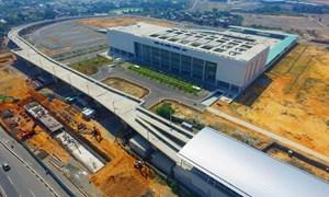 TP. Hồ Chí Minh: Các công trình giao thông trọng điểm đang hối hả về đích