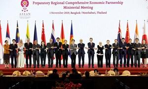 Hiệp định RCEP dự kiến vẫn được ký kết trong năm nay