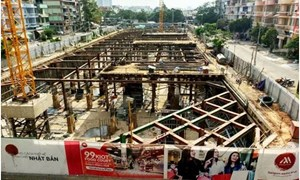 Sở Xây dựng cấp phép sai, dự án Saigon SkyView tạm ngưng thi công