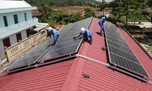 Trên 5.000 khách hàng tại miền Trung-Tây Nguyên lắp điện mặt trời mái nhà
