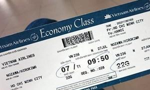 Khung giá vé máy bay nội địa mới, áp dụng từ 1/7/2019