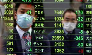 Chứng khoán châu Á đa phần xanh sàn nhờ tâm lý lạc quan của nhà đầu tư