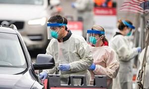 Mỹ bổ sung 128 triệu USD cho hỗ trợ y tế toàn cầu chống COVID-19