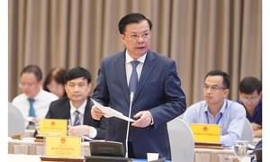 Bộ trưởng Đinh Tiến Dũng: Bộ Tài chính sẽ tiếp tục đồng hành tháo gỡ khó khăn thúc đẩy sản xuất kinh doanh