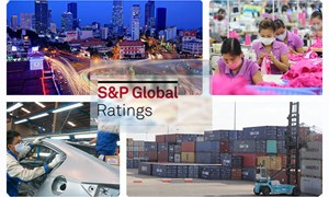 S&P khẳng định hệ số tín nhiệm quốc gia của Việt Nam ở mức BB, triển vọng Ổn định