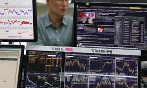 Hầu hết các thị trường chứng khoán châu Á tăng điểm