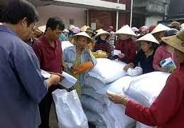 Xuất gạo dự trữ quốc gia cho 2 tỉnh Quảng Bình và Quảng Trị