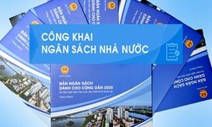 IBP: Điểm số công khai minh bạch ngân sách của Việt Nam tăng mạnh