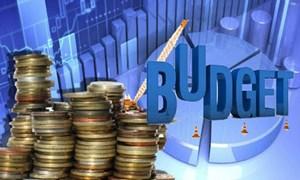 Bội chi ngân sách năm 2018 giảm còn 2,8% GDP