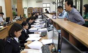 Doanh nghiệp đánh giá trực tiếp chất lượng phục vụ của cơ quan hải quan
