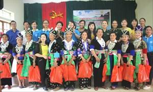 Thúc đẩy hoạt động tài chính vi mô cho phụ nữ nghèo tại Việt Nam