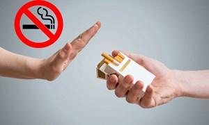 Ngưng thuốc lá, ngừa ung thư