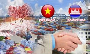 Việt Nam và Campuchia thúc đẩy thương mại song phương giai đoạn 2019-2020